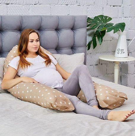 Подушка для беременный, подушка для кормления, подушка в кроватку