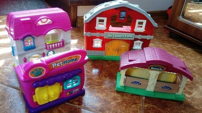 Domki do zabawy dla dzieci