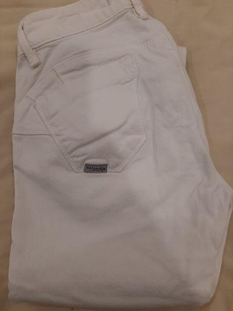 Calçass brancas SALSA, tamanho 36.