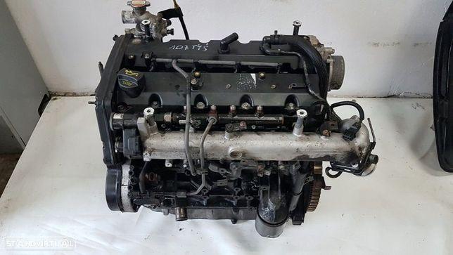 Motor HYUNDAI TERRACAN KIA 2.9 125/185 CV - J3