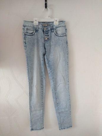 Spodnie jeansy roz. M