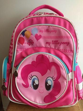 Школьный рюкзак, портфель Kite, Кайт с пони  Пинки Пай
