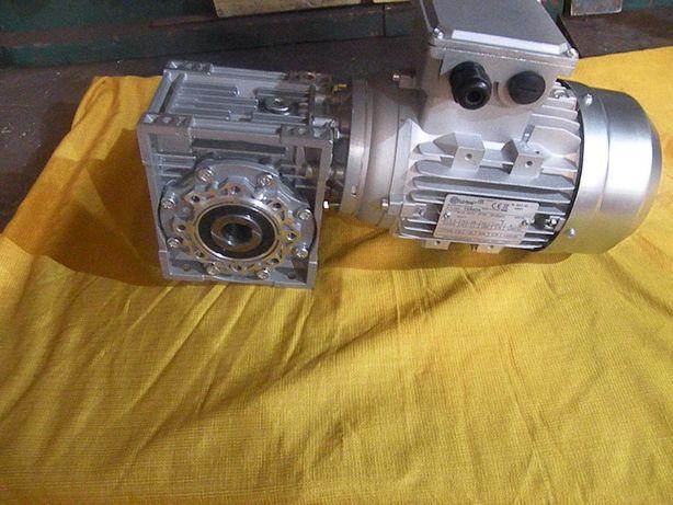 motoreduktor przekładnia slimakowa nowa 1,1 kw  36 0brotów 380 v