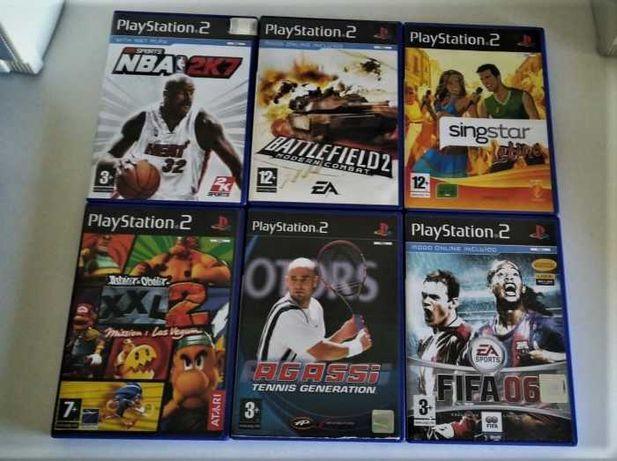 Jogos Playstation 2 / PS2