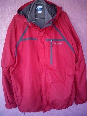 Мужская мембранная куртка Colambia Omni -Sheld 3в1 Opигинал !
