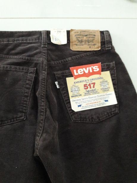 Spodnie levis 517