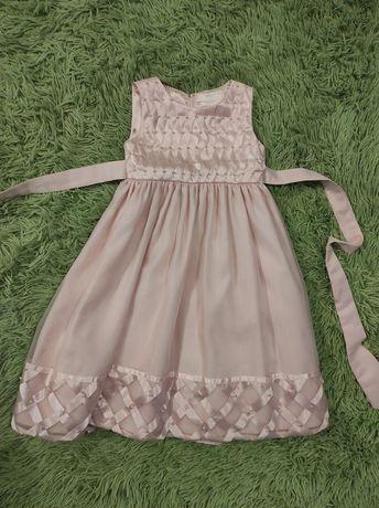 Продам платье нарядное (Италия) на 2-4 года.Торг