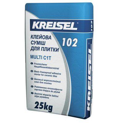 Клей для плитки Крайзель -102, 103,104, 210 (Kreisel) в Харькове