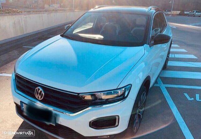 VW T-Roc 2.0 TDI Sport DSG 4Motion