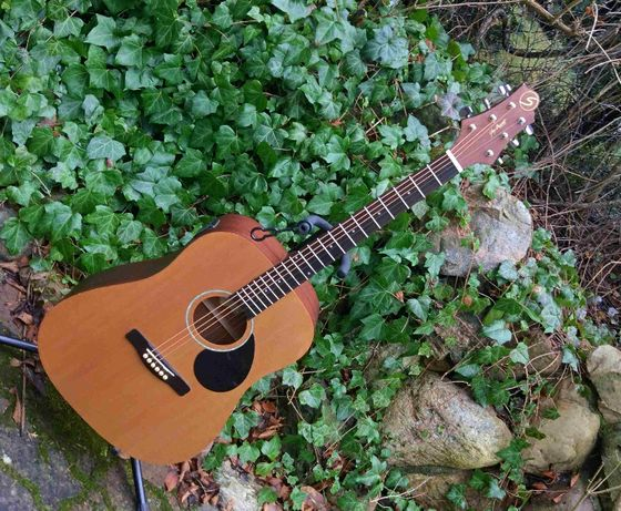 Gitara akustyczna Samick