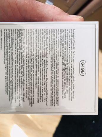 Iphone SE 2020 64Gb Nowy Zafoliowany