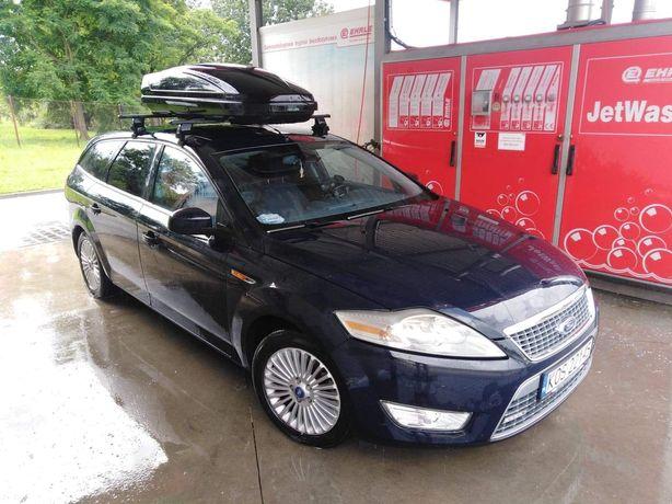 Bagażnik dachowy stalowy ford Mk 4