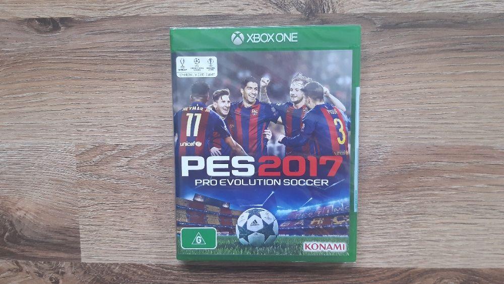 PES 2017 Pro Evolution Soccer Xbox One Augustów - image 1