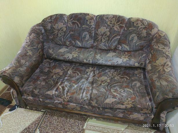 Продам диван ракушка раскладной