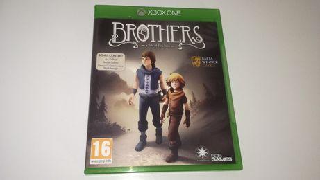 xbox one BROTHERS A TALE OF TWO SONS pudełkowa unikat biały kruk