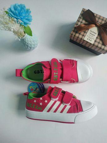 Детская обувь кеды для мальчиков и девочек