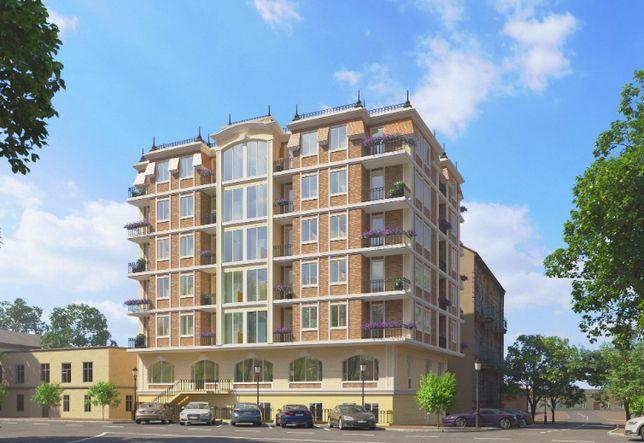 1-но комнатная квартира 33 кв.м. в новом доме в Историческом центре.