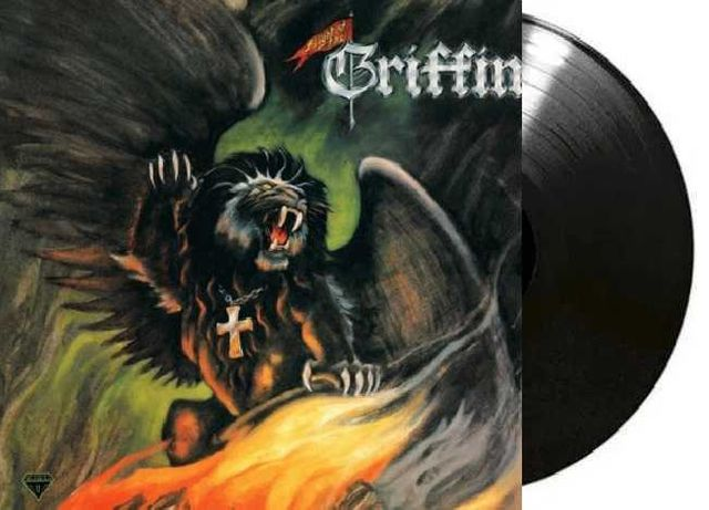 Griffin - Flight Of The Griffin LP