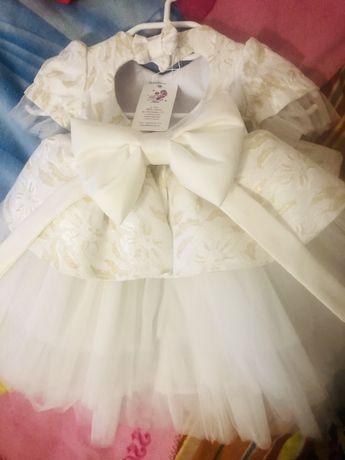 Шикарное Пышное платье на праздник