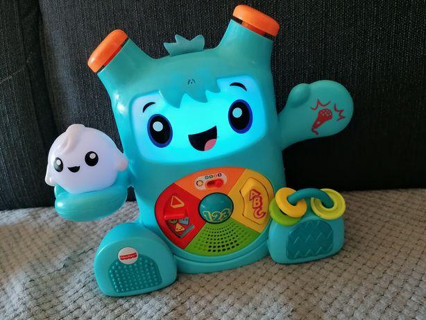 Robot Rockit Fisher Price Stan BDB