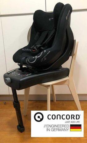 Cadeira Auto Concord COM ISOFIX Higienizada - 0 aos 4 anos