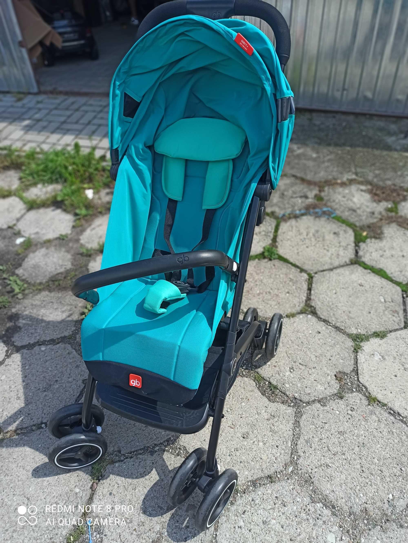 Nowa spacerówka wózek Cybex GB QBIT All Terrain