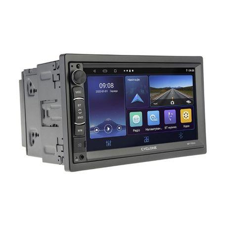 2din Android магнитола 2/32 Гб 8-ядерная с USB GPS Aux WiFi Bluetooth