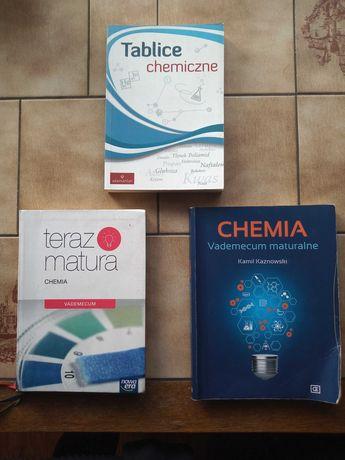 Vademecum z chemii. Kazanowski/Nowa era.Tablice chemiczne.