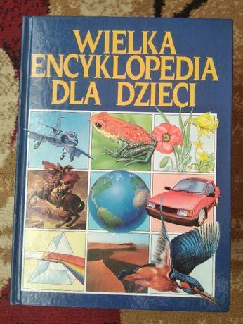 Wielka encyklopedia dla dzieci
