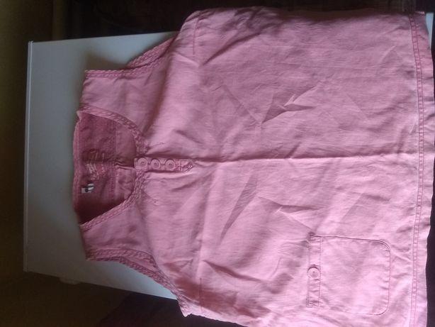 Блузка лён размер 20