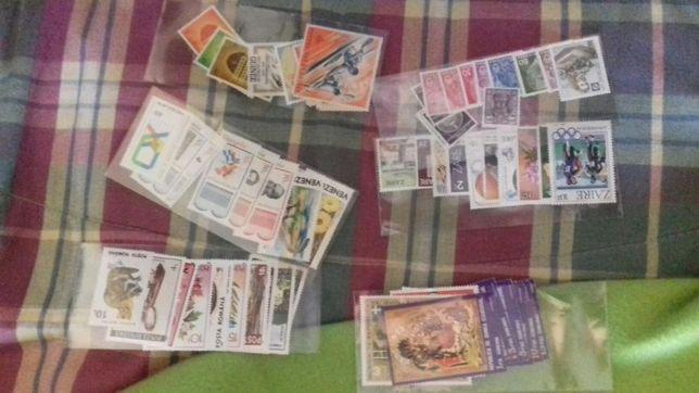 Selos colecção