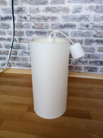 Żyrandol lampa wisząca tuba