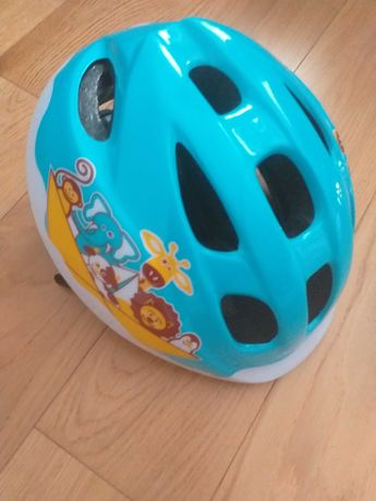 Rowerowy kask dziecięcy Btwin XS 46-53 cm