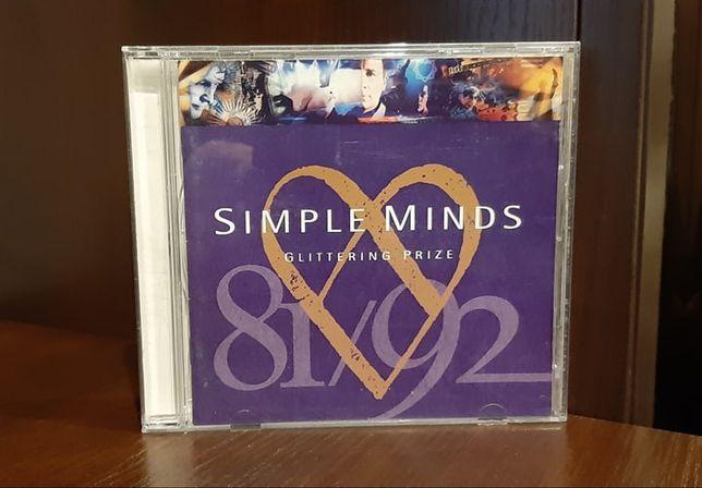 CD Simple Minds - Glittering Prize 81/92 (Best Off) - przesyłka 1zł