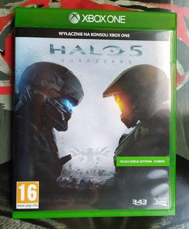 Halo 5 Guardians PL DUBBING (XBOX ONE]