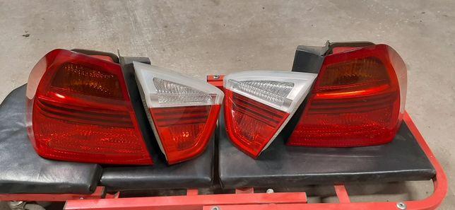 Lampy Tył  E90 M-Pakiet Prawa Lewa Komplet