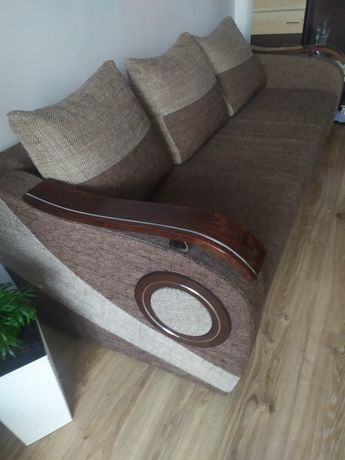 Sofa rozkładana łóżko rozkładane stan bardzo dobry !!! POLECAM !!!