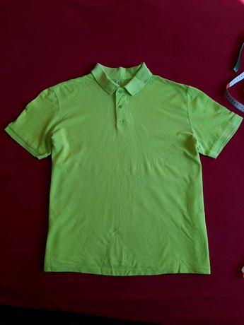 C&A футболка мужская оригинал L XL органический коттон трикотаж