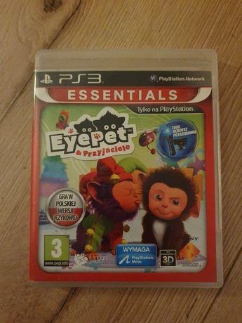 EyePet & Przyjaciele PS3 PS Move
