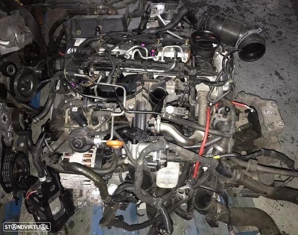 Motor Audi A3 8P / VW Golf VI / Passat / Tiguan / Skoda Superb 2.0 Tdi Ref. CFF