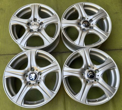 2429-Jantes 15 5x108 para MB Citan, Peugeot, Citroen, Toyota ProAce