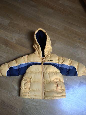 Куртка зимова зимняя теплая комбінезон комбинезон