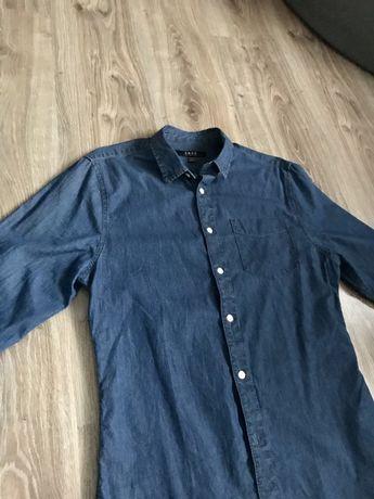 Koszuka męska jeansowa