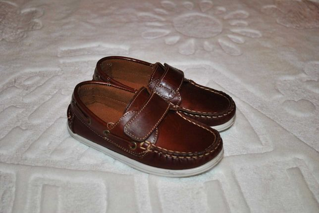 Мокасины туфли Next, натуральная кожа