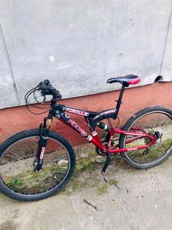 Продаж спортивного двохпідвісного велосипеда колеса 26!