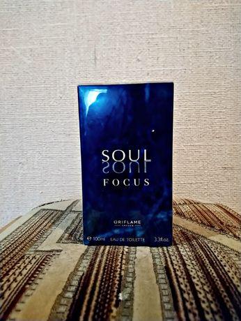 Мужская т/вода Soul Focus Орифлейм