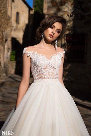 Продам весільну сукню(платя)