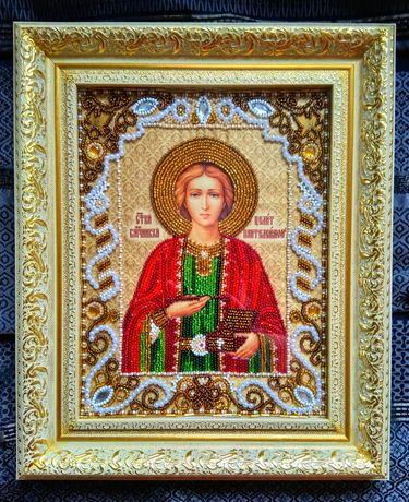 Продам икону святого Пантелеймона