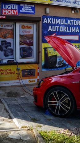 Klimatyzacja samochodowa R134a/R1234yf Aku-Bat AutoKlima