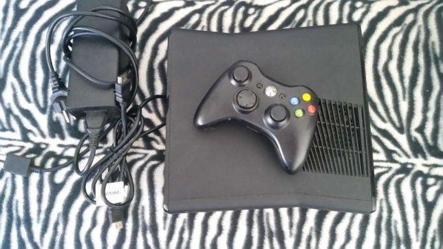 Xbox 360 + jogos